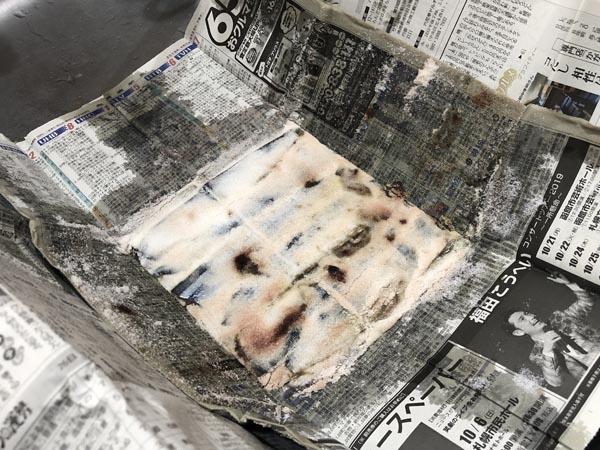 アキアジ(鮭)釣り用 爆釣サンマ餌の作り方004