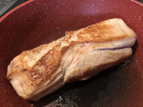 豚バラブロックで作る贅沢豚キムチ001