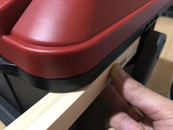リングスターのドカットを改造してタックルボックスを作ってみよう014