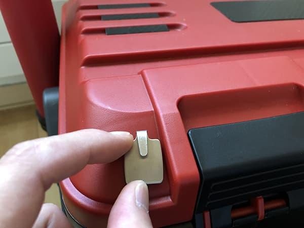 リングスターのドカットを改造してタックルボックスを作ってみよう040