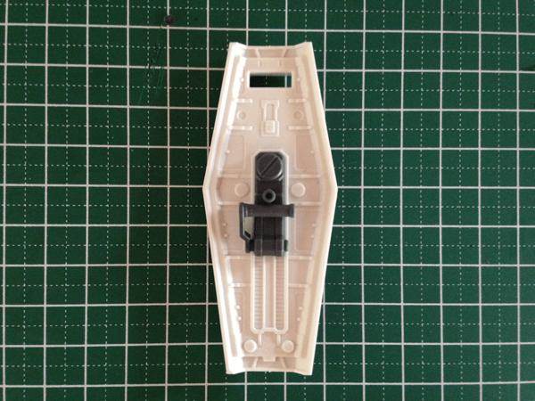 HGUC RX-78 REVIVE版 組立レビュー033