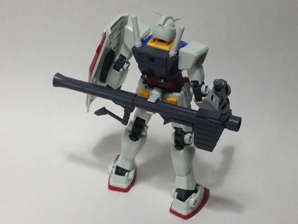 HGUC RX-78-2 REVIVE ライフルポーズ03