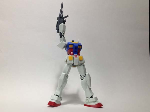 HGUC RX-78-2 REVIVE ラストシューティング01