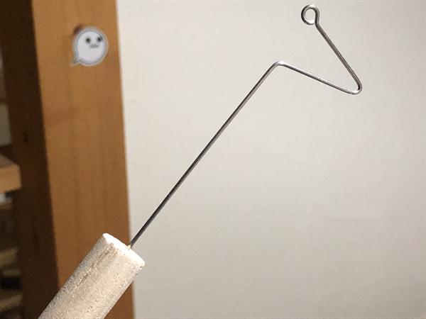 サビキ釣り用針外し(フックリリーサー)の作り方000