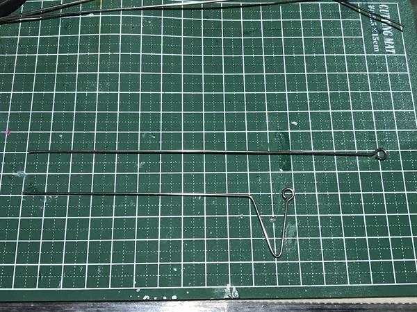 サビキ釣り用針外し(フックリリーサー)の作り方002