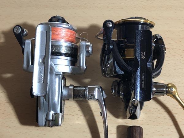 DAIWAレガリスLT3000-CXHインプレッション006