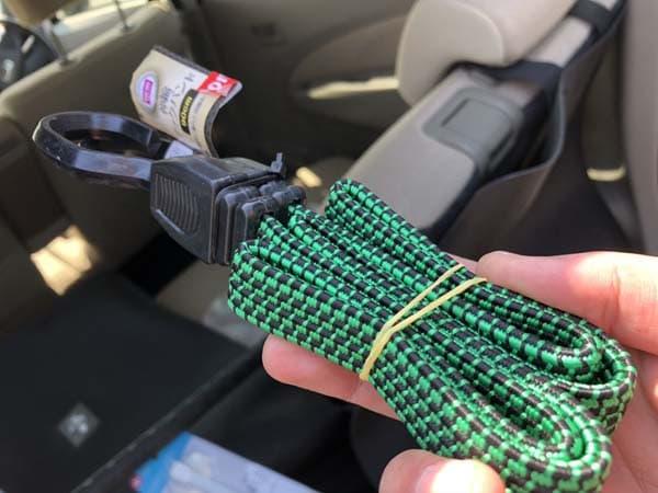 軽自動車(ムーヴ)用ロッドホルダーの作り方003