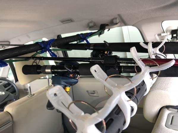 軽自動車(ムーヴ)用ロッドホルダーの作り方010