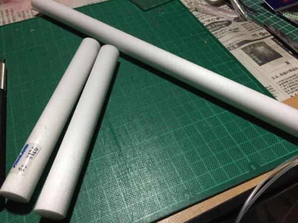 格安にアキアジ浮きルアー用フロートを自作する方法001