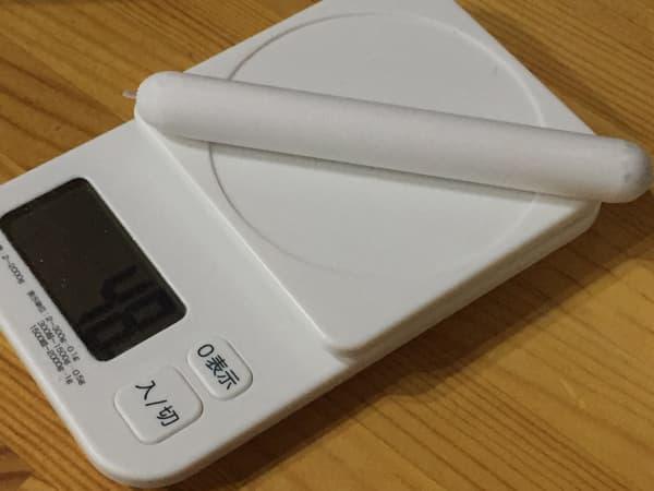 格安にアキアジ浮きルアー用フロートを自作する方法002