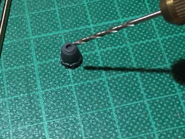 REVIVE HGUC RX-78-2 ガンダム製作写真 メインスラスター交換04