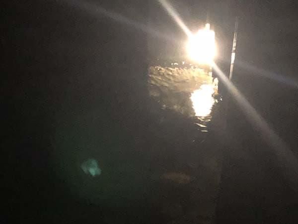 紋別港 自作集魚灯でマイワシが爆釣005