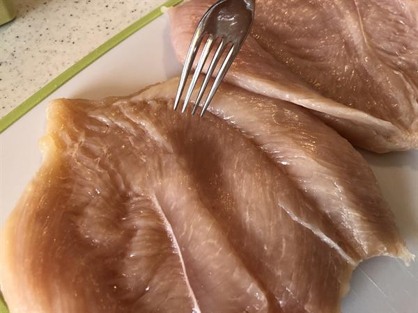 サラダチキン(サラチキ/鳥ハム)の作り方004