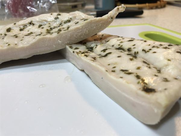 サラダチキン(サラチキ/鳥ハム)の作り方008